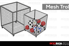 Box-mesh-trolly